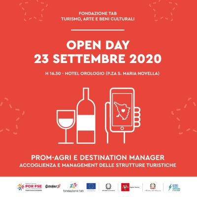 Open day corsi ITS Destination Manager e Prom-Agri